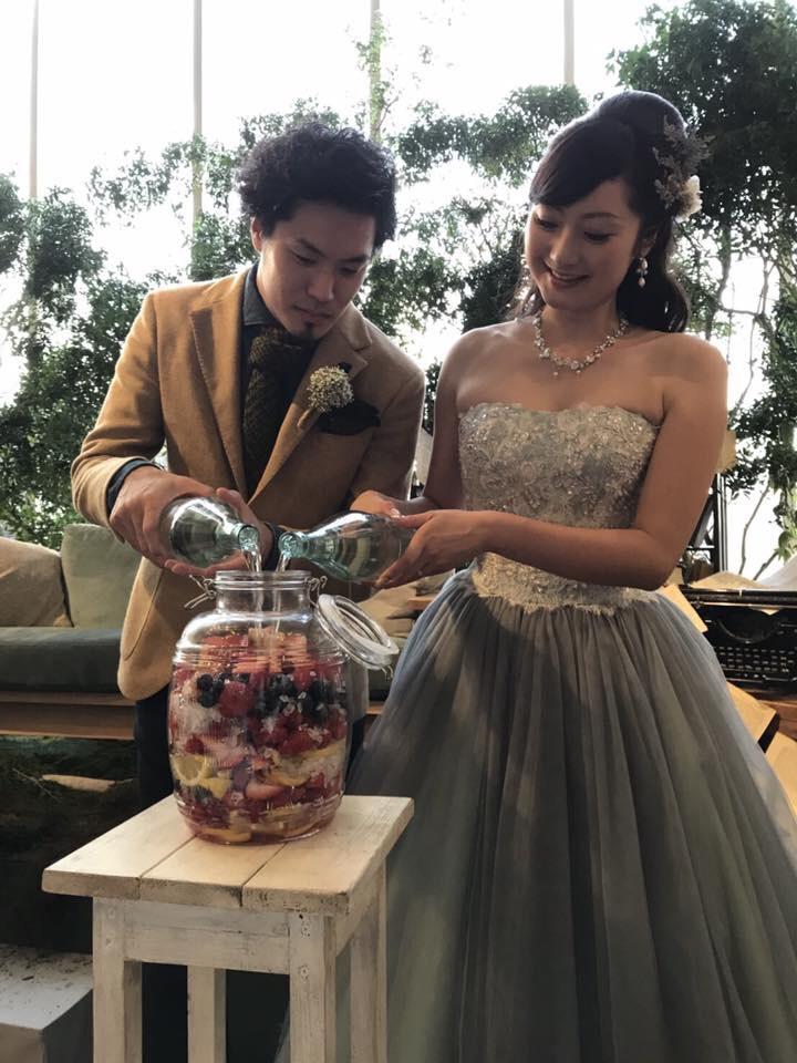 結婚式フルーツ2