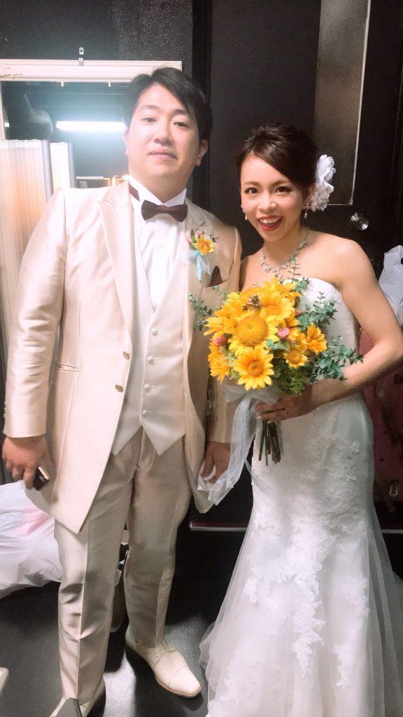 結婚式司会入江