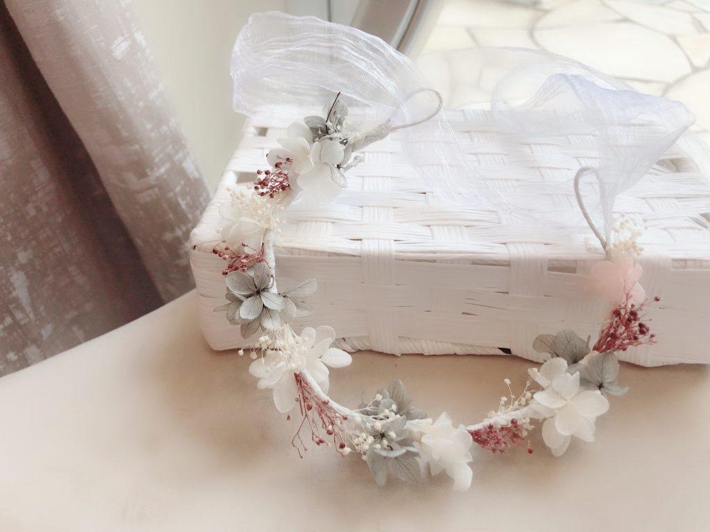 ベビー花冠