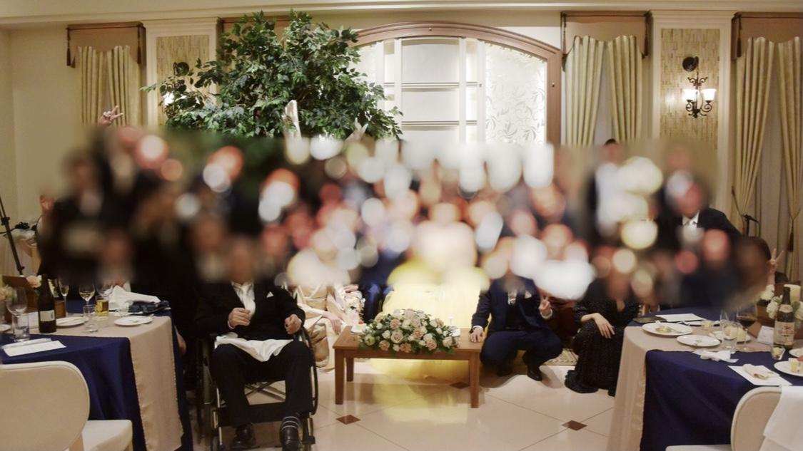 brides maidフラッシュモブ